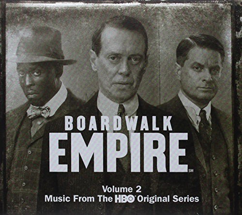- Boardwalk Empire Vol. 2: Music From The HBO Series