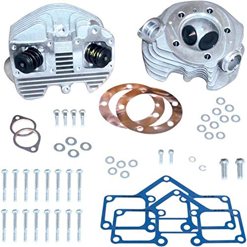 S&,S Cycle High Output Super Stock Cylinder Head Kit 90-1497