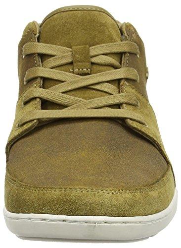 BoxfreshCLUFF UG WXD SDE/SDE DUL GLD/BRIC RD - Zapatillas hombre Dorado - Gold (Dull Gold)