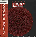 Uriah Heep ?- Equator Japan Pressing with OBI 28·3P-604