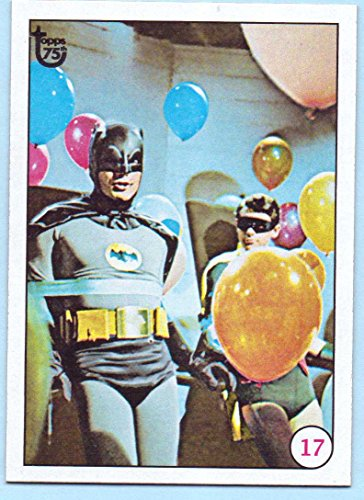 Batman Television Show 2013 Topps 75th Anniversary #43 - Adam West, Burt Ward
