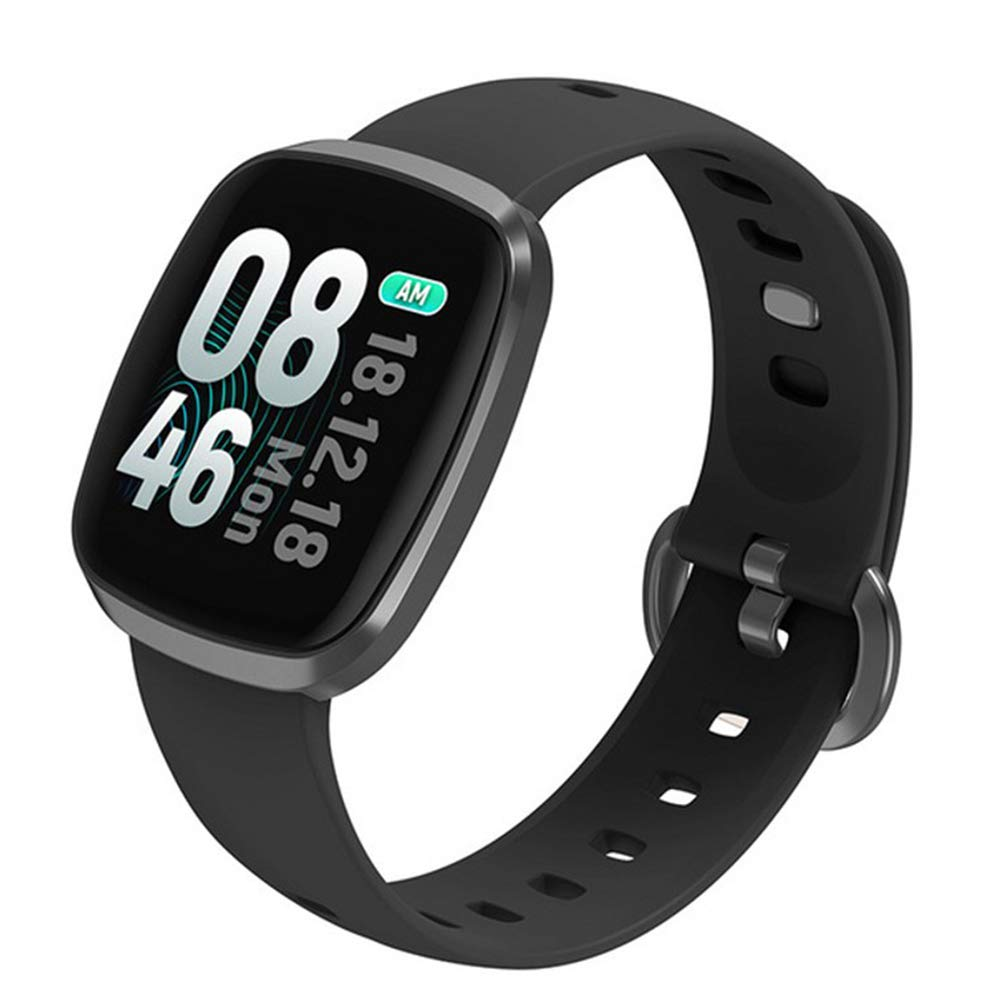 Smart Tracker for Women Gift, MOTJERNA Smart Watch Calories Counter Pedometer Bluetooth Activity Tracker Sport Smart Bracelet with Sleep Monitor Step Counter Smart Wristband for iOS Android , Gray by MOTJERNA