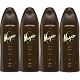 Magno Shower Gel 18.3oz./550ml (4Pack)!! by MAGNO by Magno