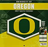 Oregon Ducks 2017 Calendar