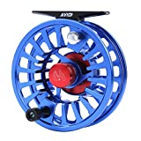 Maxcatch Avid Fly Reel with CNC-machined Aluminum Alloy Body 1/3,3/4, 5/6, 7/8,9/10wt