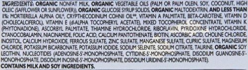 Vermont Organics Milk-Based Organic Infant Formula with Iron, 23.2 oz.  (Pack of 4) by Vermont Organics (Image #2)