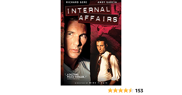 Internal Affairs Edizione: Stati Uniti Italia DVD: Amazon.es ...