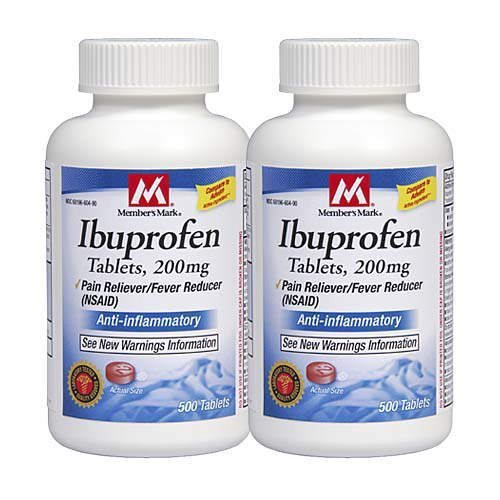 Simply Right Ibuprofen Pain Reliever/fever Reducer 200 Mg, 1000-Count