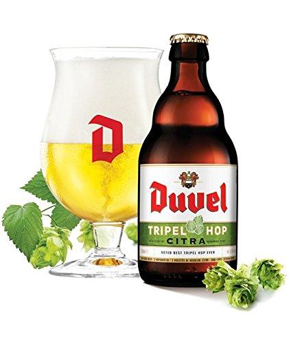Duvel Tulip Belgian Beer Glass - Set of 2 by Duvel (Image #2)