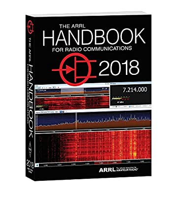 The ARRL Handbook for Radio Communications 2018 Softcover