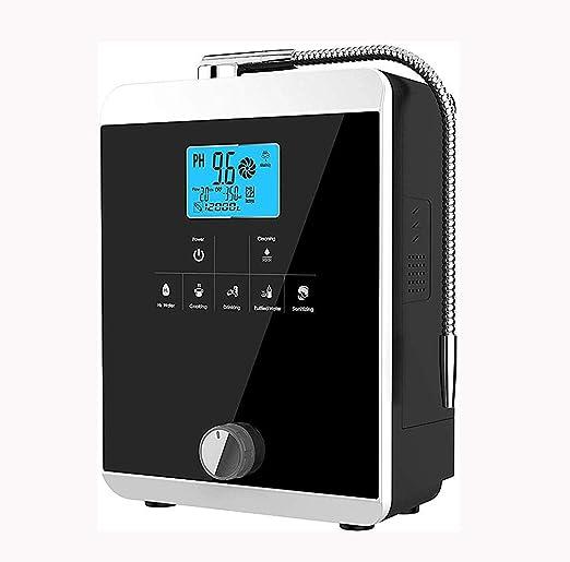 SXX Ionizador De Agua Y Purificador De Agua De La Máquina, PH 3-11 ...