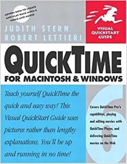 QuickTime 6 for Macintosh and Windows: Judith Stern, Robert Lettieri