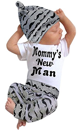 Baby Boy T-Shirt Clothes Shark and Print Summer Cotton Sleeveless Outfits Set Tops and Short Pants (White#1, 0-6 Months)