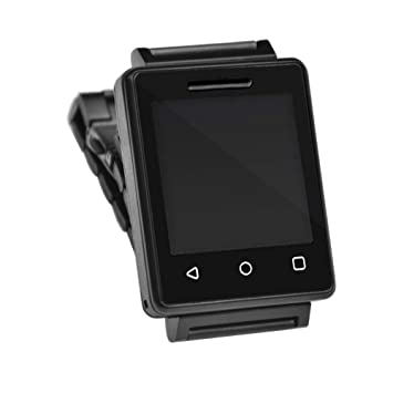 Smartwatch luz LED pantalla, sistemas de navegación, visión nocturna reloj deportivo capacitivo pantalla táctil podómetros, sportwatches, inteligente ...