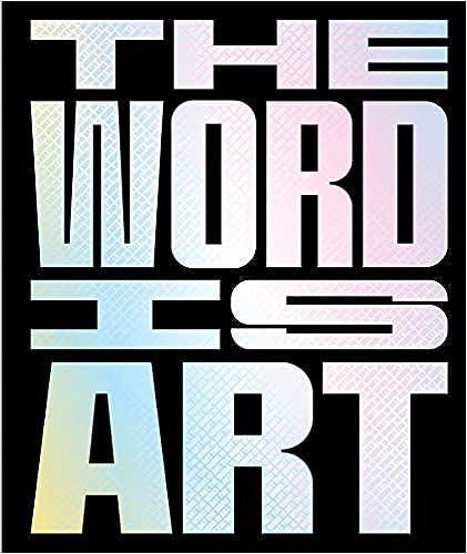 Amazon com: The Word is Art (9780500239667): Michael Petry: Books