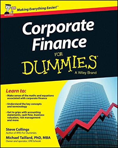 Corporate finance amazon david hillier stephen a ross corporate finance for dummies uk edition fandeluxe Images