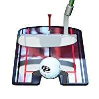 TimeBus Golf Putting Alignment Mirror, Perfect Golf Training Aid to Correct Putting Posture for Golf Beginners and Enthusiasts