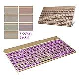 Best Boriyuan Wireless Keyboard Ipads - BoriYuan Ultra Thin Aluminum Wireless Bluetooth Keyboard Review
