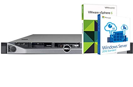 Amazon com: PowerEdge R610 Virtualization Server Host, 2 x Intel