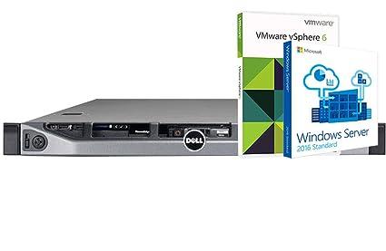 Amazon com: PowerEdge R610 Virtualization Server Host, 2 x