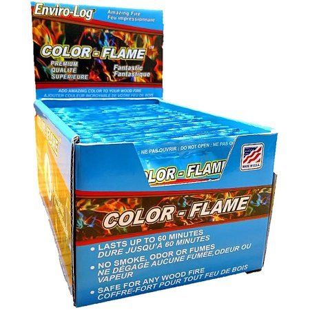 Enviro-Log Color-Flame - Outlet Online Oakley