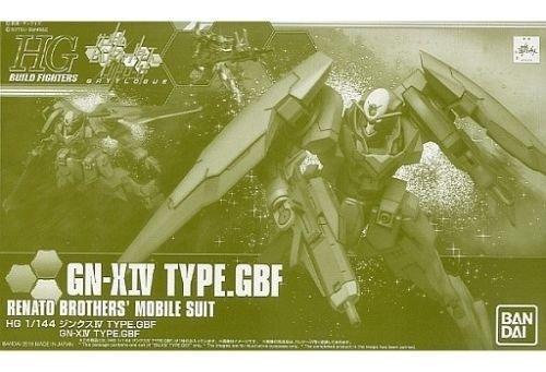Bandai HGBF 1/144 GNX-803T GN-X IV TYPE.GBF