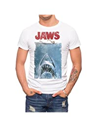 Jaws Original Poster T-Shirt