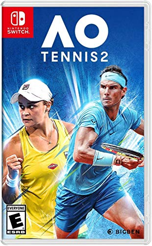 AO Tennis 2 (NSW) - Nintendo Switch 1