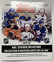 2019-20 Topps Hockey NHL Sticker Collection Album Only
