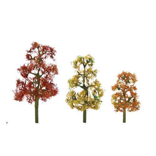 JTT Scenery Products Premium Series Autumn Sycamore 3.5-4
