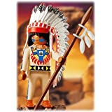 Playmobil - 4589 - chef indien