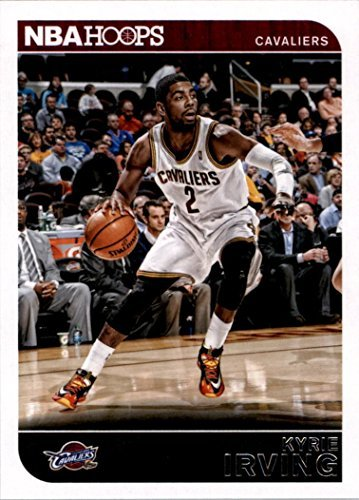 Kyrie Irving Basketball Card Cleveland product image