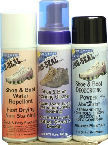 (Atsko Sno-Seal Sport Shoe Care Kit)