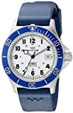 Glycine Men's 3908-14B-D8 Combat Sub-Automatic Watch With Blue Rubber Band
