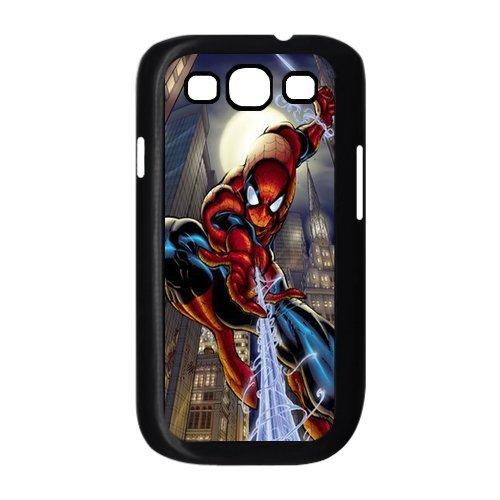 Custom Spider Man Back Cover Case for SamSung Galaxy S3 I9300 - S3 Galaxy Samsung Spiderman Case