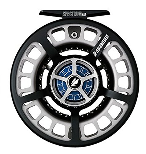 Sage Fly Fishing Spectrum MaX-7-8 Wt. Edition Reel, Squid-Ink