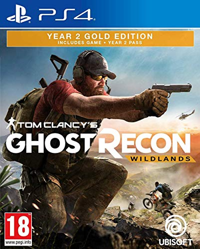 Tom Clancy's Ghost Recon Wildlands - Year 2 Gold Edition (PS4) (B07J9WKJ6R) Amazon Price History, Amazon Price Tracker
