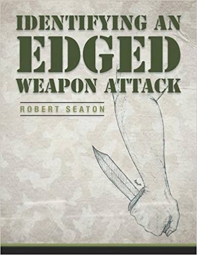 Book Identifying an Edged Weapon Attack