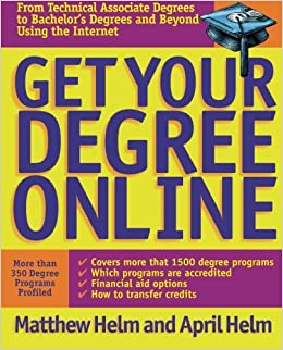 Is getting your degree online just as good?