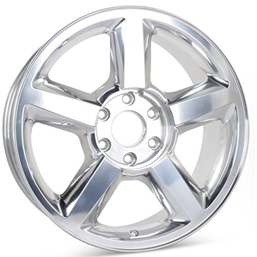 chevy 20 inch factory wheels - 5