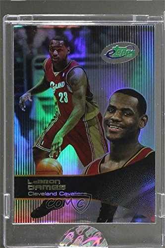 Lebron James (Basketball Card) 2003-04 eTopps - [Base] #43