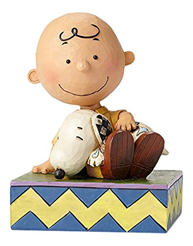 Peanuts Happiness Snuggling Figurine 4049397 product image