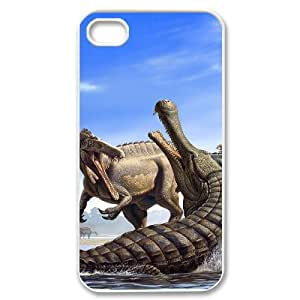 High Quality Case for Iphone 4,4S - The dinosaur ( WKK-R-522711 )