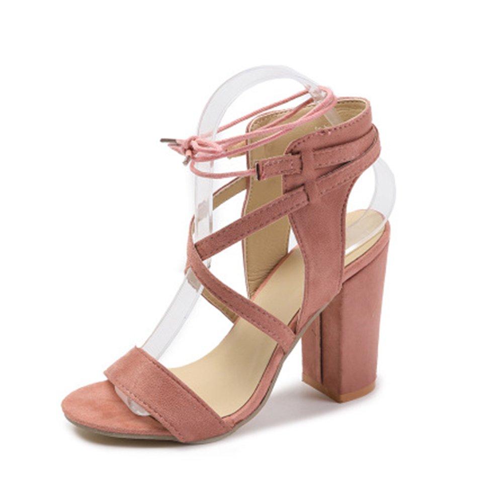 TALLA 35 EU. AARDIMI Zapatos de Tacón con Punta Cerrada Mujer