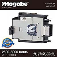 Mogobe For AN-K15LP Replacement Lamp with Housing for Sharp Xv-Z17000 Xv-Z15000 Xv-Z17000u Xv-Z15000u Projector (by