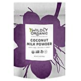 100% Certified Organic Coconut Milk Powder, Vegan, Dairy-Free, 1 Pound Wildly Organic Review