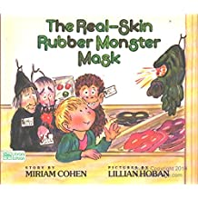The Real-Skin Rubber Monster Mask