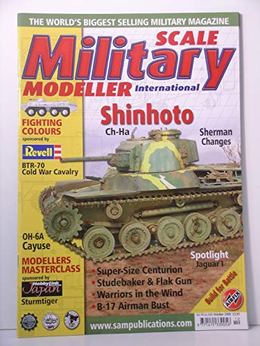 Scale Military Modeller International Magazine Vol.39#463 October 2009 ()