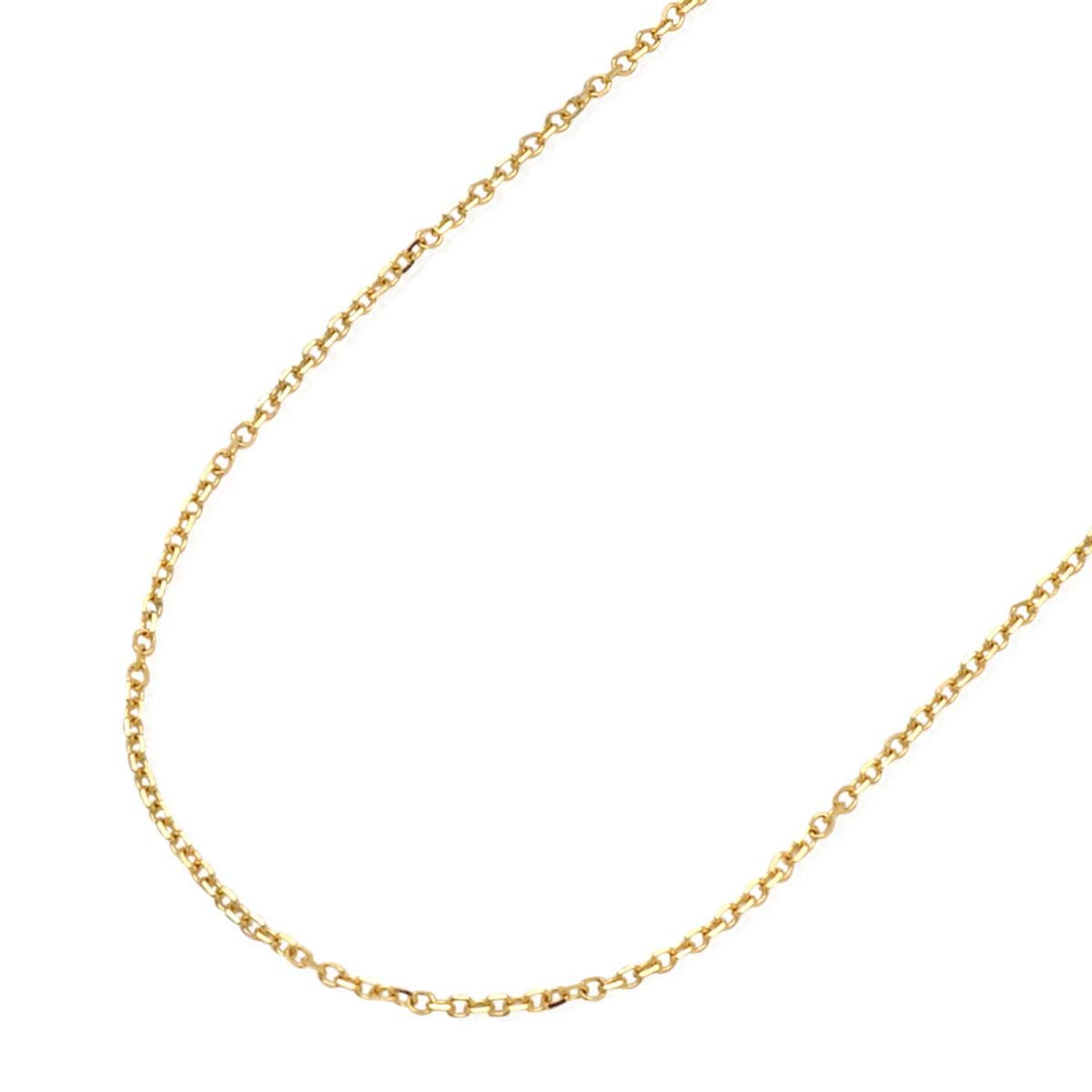 14k Tri-Color Gold Boy Girl Twins Textured Pendant Cable Chain Necklace 16-18