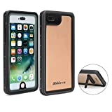 Abbicen Waterproof Case for iPhone 7 Plus/8 Plus 6.5ft Underwater Cover Full Body Protective Shockproof Snowproof Dirtproof Case with IP68 Waterproof Level for iPhone 7Plus/8 Plus ...